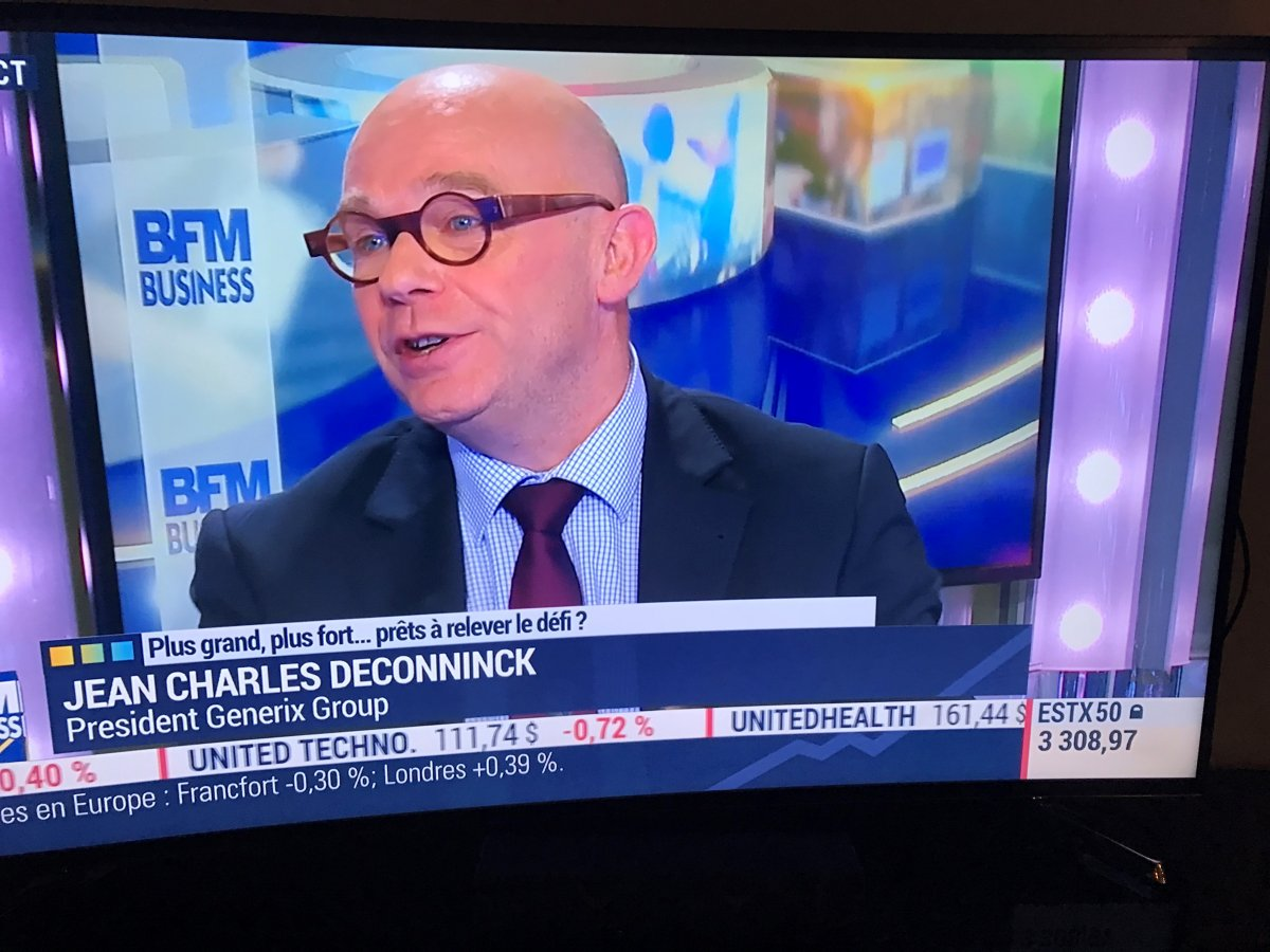 Jean-Charles-Deconninck-CEO-Generix-Group-BFMBusiness