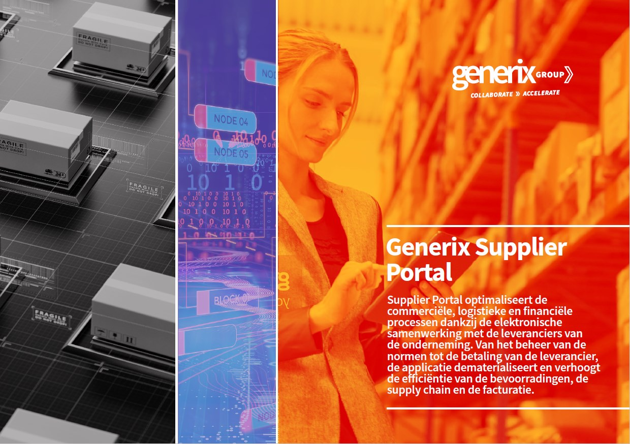generix-supplier-portal
