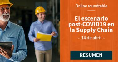 mesa redonda post covid-19 supply chain